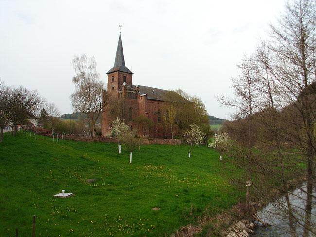 Pfarrkirche St. Georg in Hentern