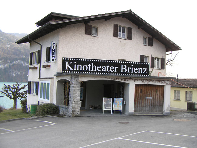 Kinotheater Brienz, Tunnelgässli 14