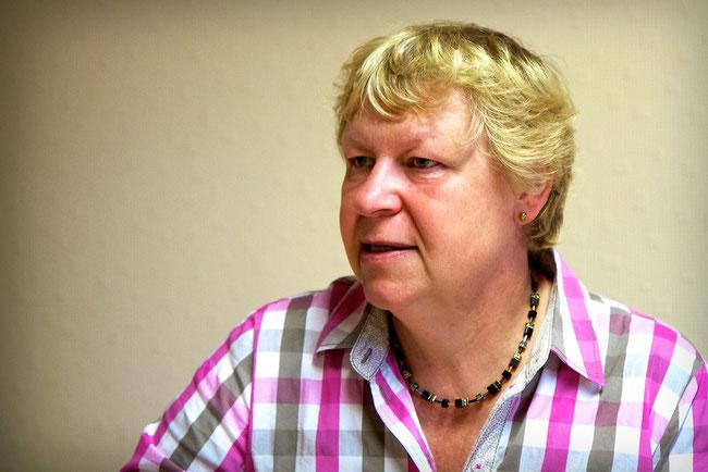 Ortsvorsteherin Petra Rösch