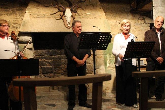 Abbaye des Anges- Août 2014