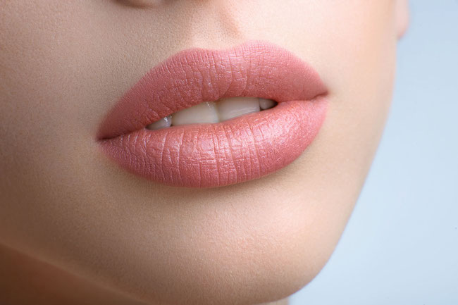 Treatments for lip contour