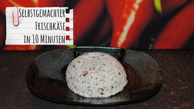 Frischkäse, Selbstgemacht, Rezept, Käse, a la Panir, Paneer, Indien, 10 Minuten, Lab, Milch, Franzls On Tour, franzlsontour