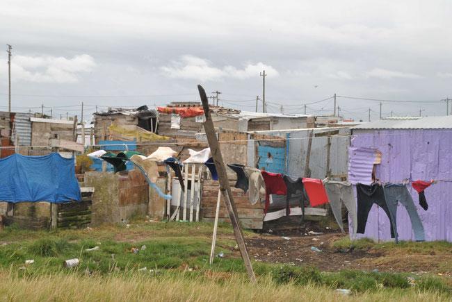 Südafrika-Reise, Township