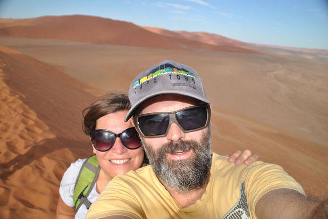 Namibia Düne