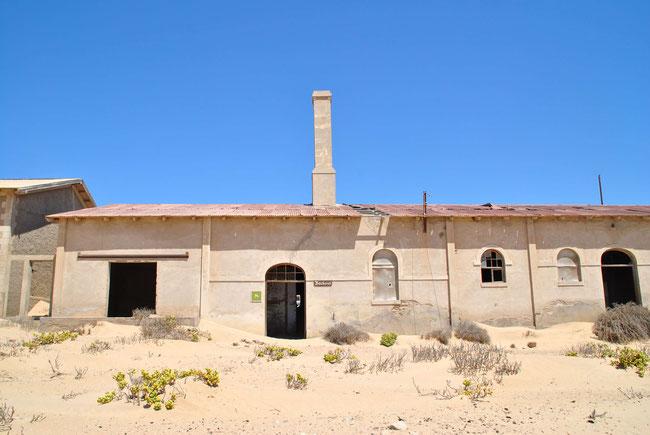Kolmannskuppe, Kolmanskop, Namibia, Geisterstadt, Wüste
