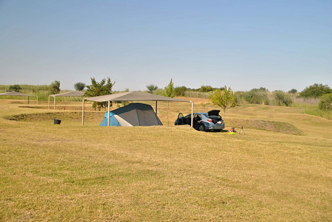Campingplätze Südafrika