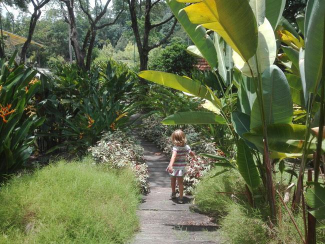 Botanischer Garten, Kuala Lumpur, Malaysia