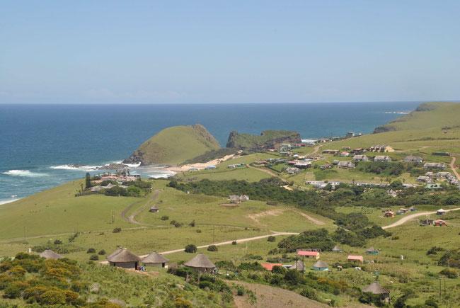 Südafrika-Reise, Coffee Bay, Transkei