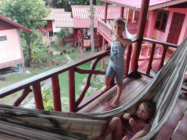 J B Hut Bungalows Koh Phangan, Thailand