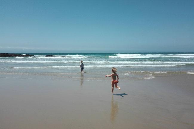 Südafrika-Reise, Strand, Port St. Johns