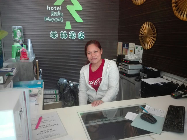 Rain Forest Hotel, Kuala Lumpur