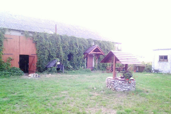 Camp in my Garden, Campen, camping, Polen, Poland, Farma Sadlowo