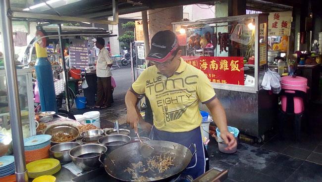 Penang, Georgetown, Chinatown