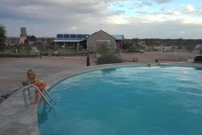 Alte Kalköfen, Lodge Namibia