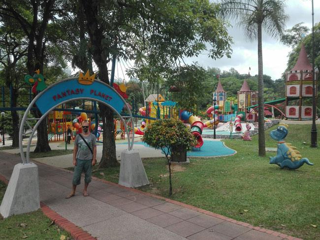 Botanischer Garten, Kuala Lumpur, Malaysia, Spielplatz
