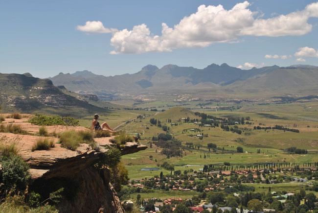 Südafrika-Reise, Clarence