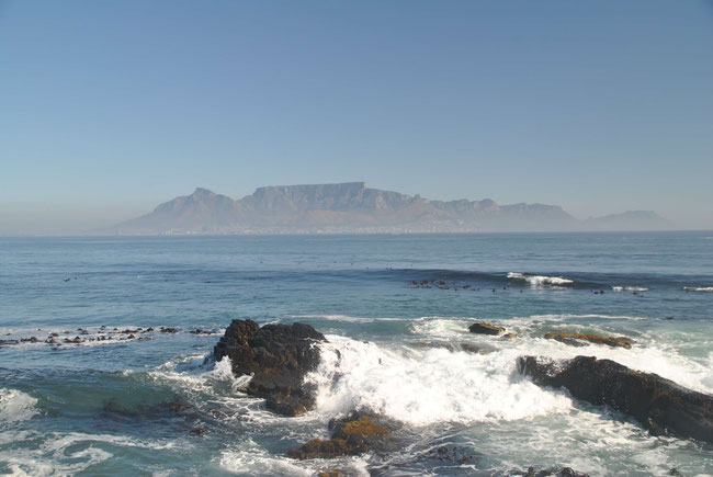 Südafrika-Reise, Kapstadt, Tafelberg
