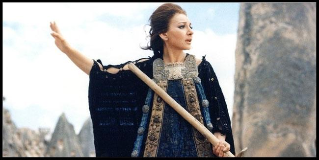 Medea, capaç de crear una família i destruir-la per gelos.