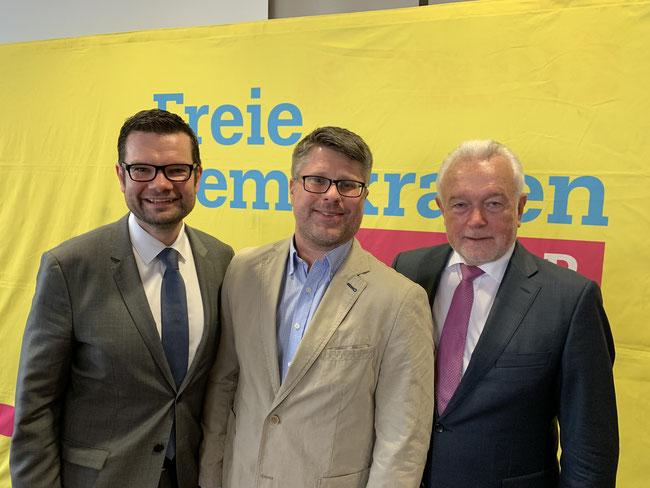 Veranstaltung der FDP Gelsenkirchen im Nordsternpark (24.03.2019)