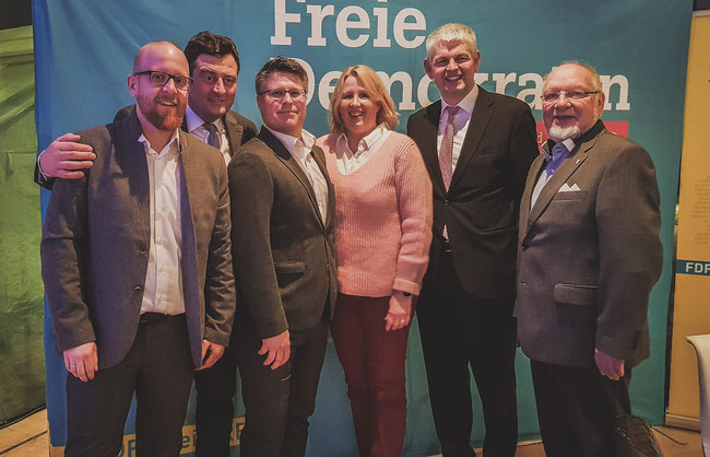 Neujahrsempfang der FDP Kreis RE (17.01.2020)