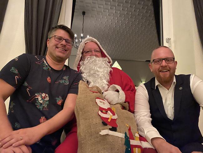 Weihnachtsfeier der Kreis FDP (19.12.2019)
