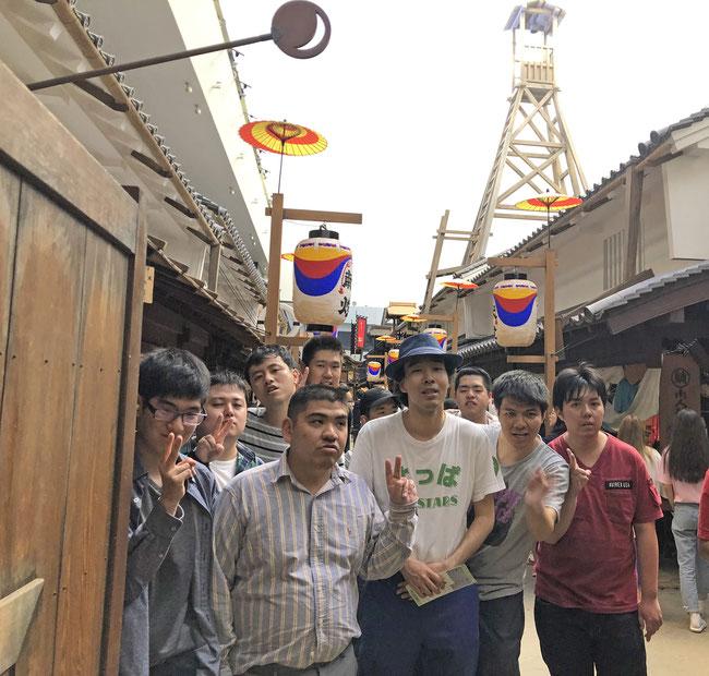 大阪くらしの今昔館にて 商人の町の伝統とパワーを体感することができました。