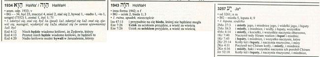 """Biblia Gdańska ST w Systemie Stronga, Wydawnictwo """"Na Straży"""", Kraków 2004"""