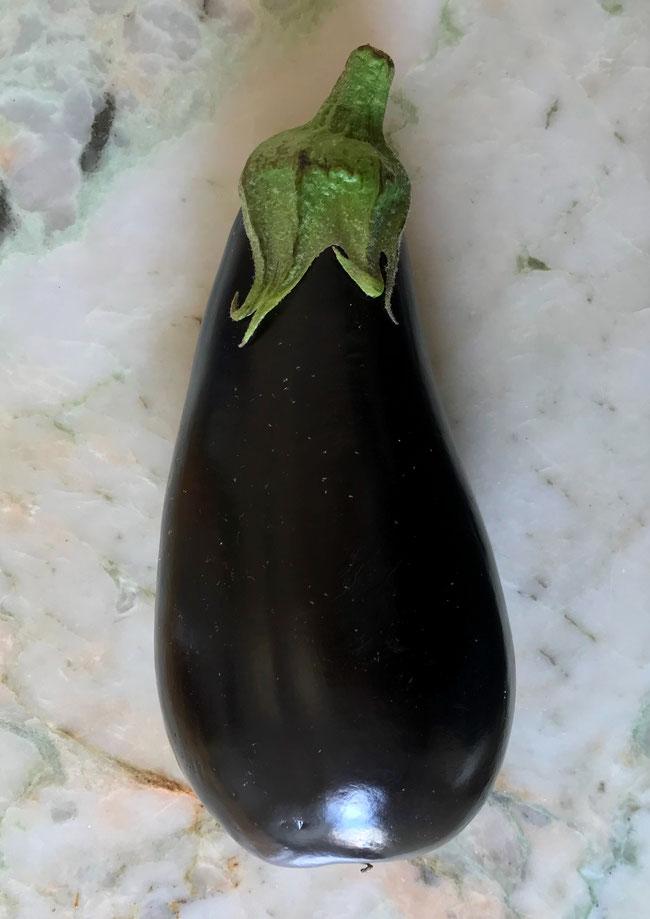 Ode aan de aubergine
