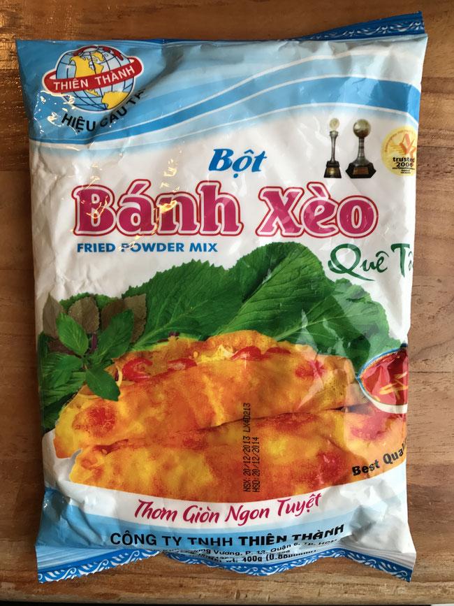 Banh Xeo mix