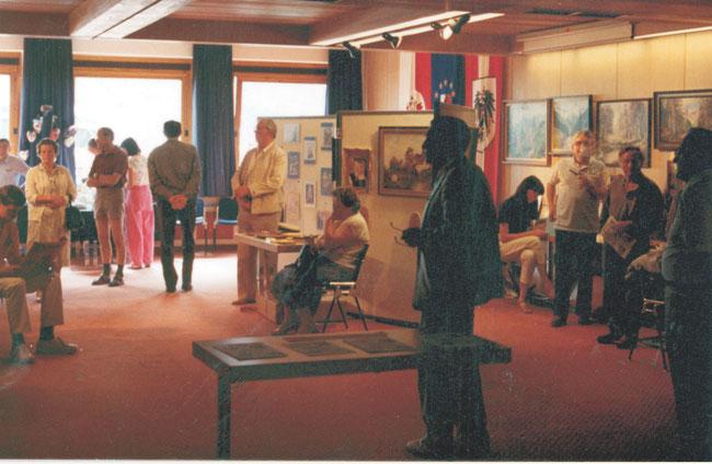 Ausstellung in Mayerhofen