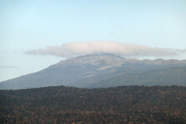 Mount Barrow close-up