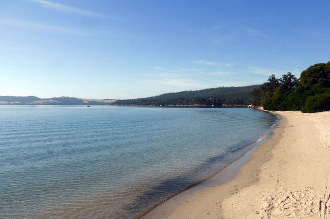 Snug Beach looking south