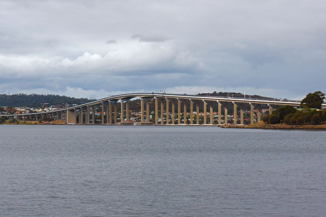 The Tasman Bridge