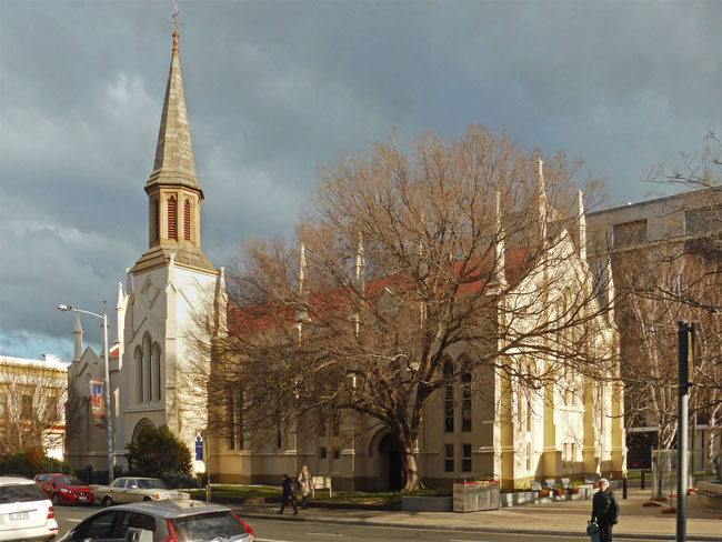 St Andrew's Presbyterian Church, Launceston