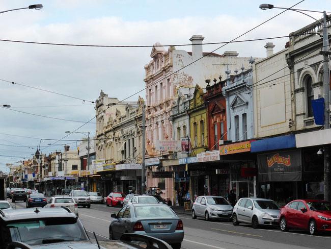 Sydney Street, Brunswick