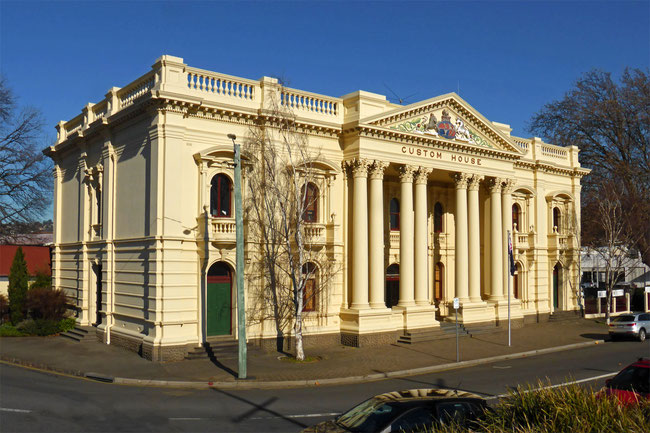Launceston's Custom House