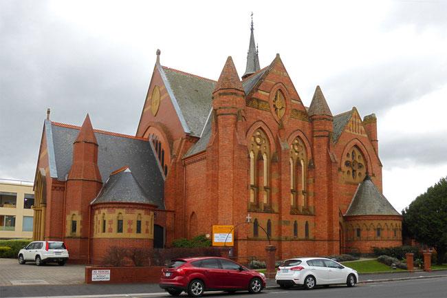 Holy Trinity Church, Launceston