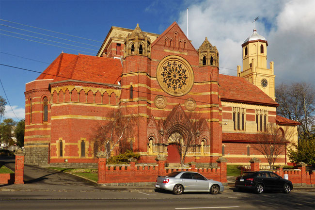 St John's Anglican Church, Launceston