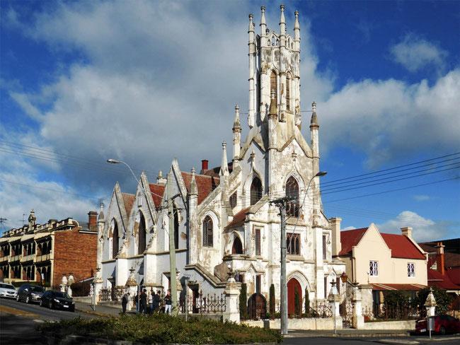 Chalmer's Church, in Launceston