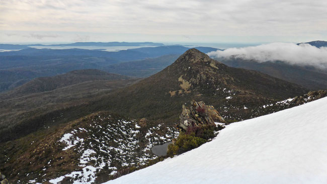 Mt Snowy and Bruny Island