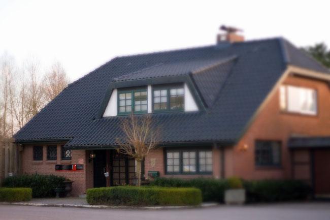 Firmensitz der Börner und Münster Alarmanlagen GmbH in Schenefeld bei Hamburg