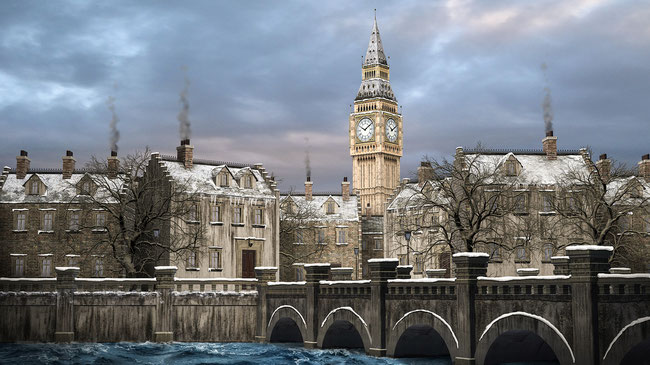 London Tag