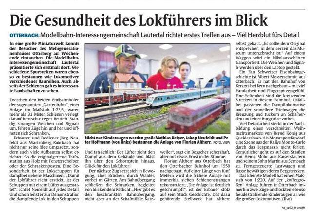 """Quelle: """"Die Rheinpfalz"""" Ausgabe 284 v.07.12.2015"""