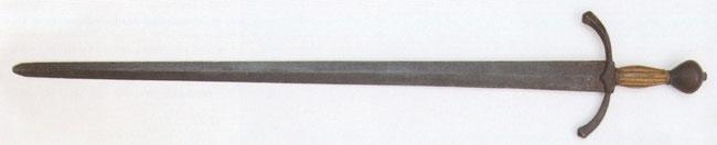 """Épée dite """"de Godefroy de Bouillon"""""""