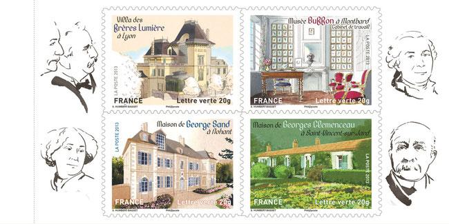 Les Maisons des Illustres