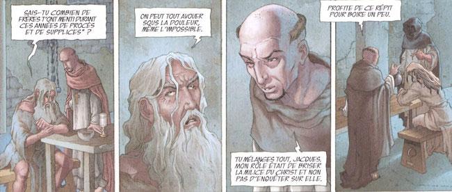 Confessions d'un Templier -T1. Les révélations du chevalier - Soleil Prod.