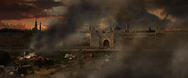 En 1250, Louis IX et les croisés arrivent devant la forteresse de Mansourah, en Egypte. C'est ici que se joue le tournant de la 7e croisade avec la bataille de Mansourah.