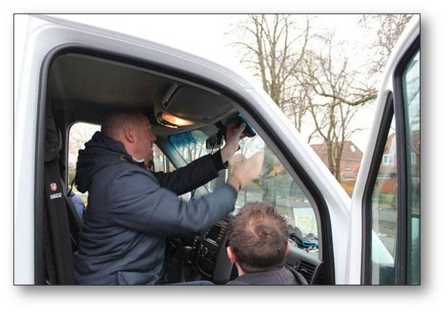 Mobileye Fahrerassistenzsystem - Einbaupartner
