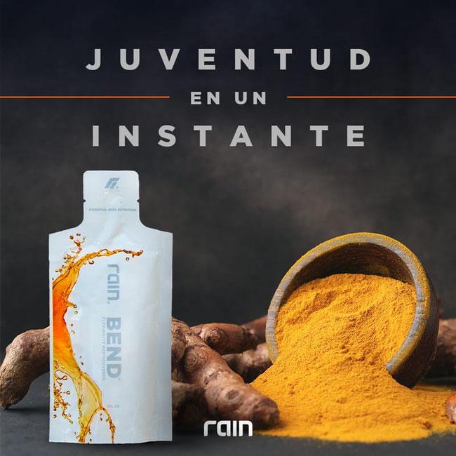 BEND de Rain International, Juventud en un instante