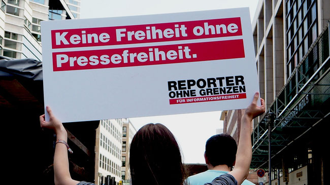 picture freedom of the press